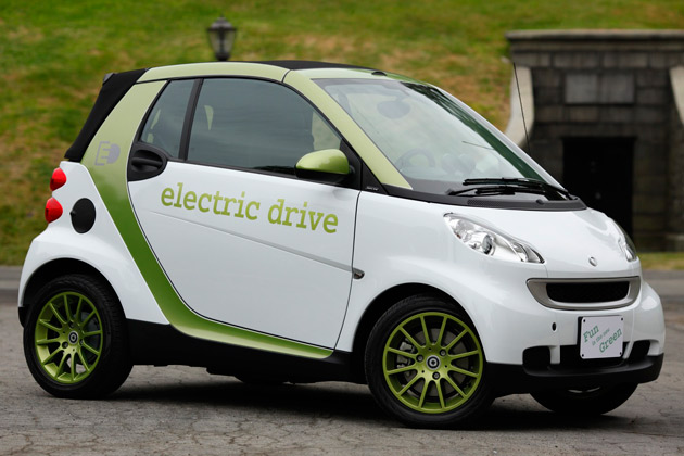 Smart cesa la producción del ForTwo Electric Drive 2