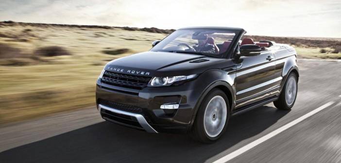 Vídeo: Range Rover Evoque Cabrio, a fondo en el 'Ring 2