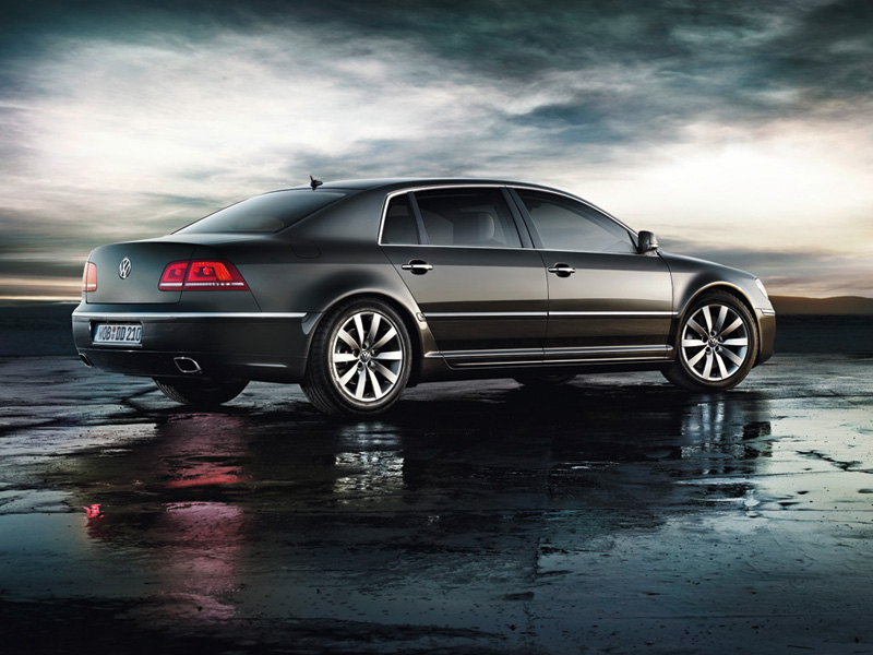 Volkswagen retrasa el lanzamiento del nuevo Phaeton debido a que es muy caro de fabricar 2