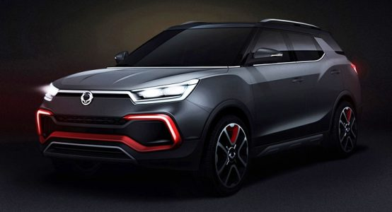 SsangYong llevará dos prototipos a Fráncfort: XAV-Adventure y XLV-Air