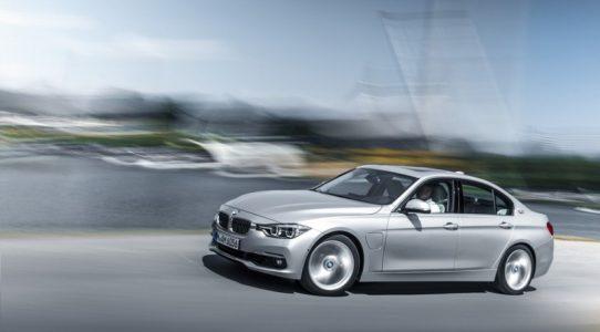 BMW 330e: La versión híbrida y enchufable del Serie 3