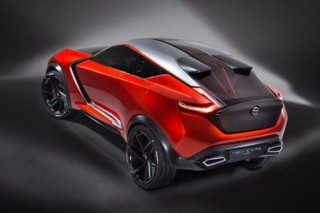 Nissan Gripz Concept: El crossover deportivo 2+2 nos muestra sus cartas