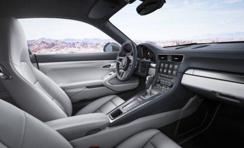 Porsche 911 2016: El adiós a los motores atmosféricos