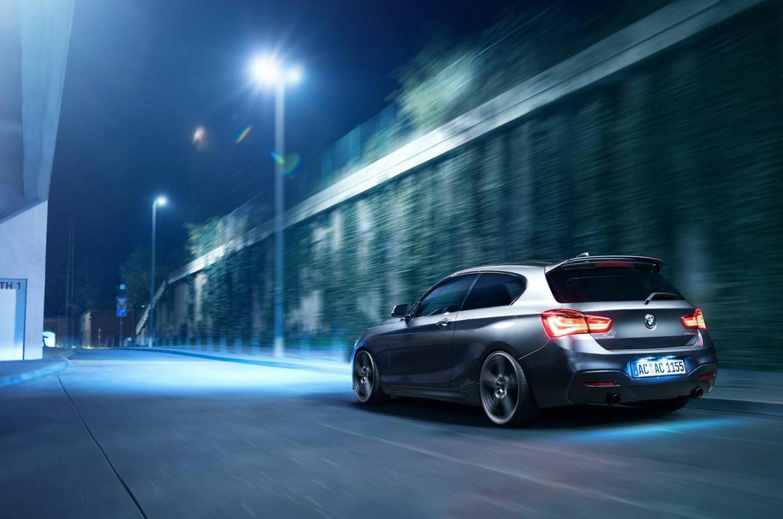 AC Schnitzer BMW 150d: 400 CV disparados a través de tres turbos 2