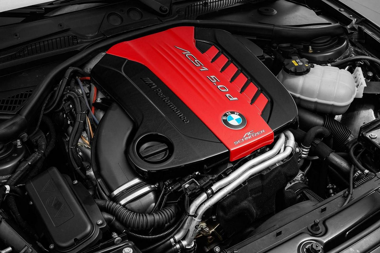 AC Schnitzer BMW 150d: 400 CV disparados a través de tres turbos 3