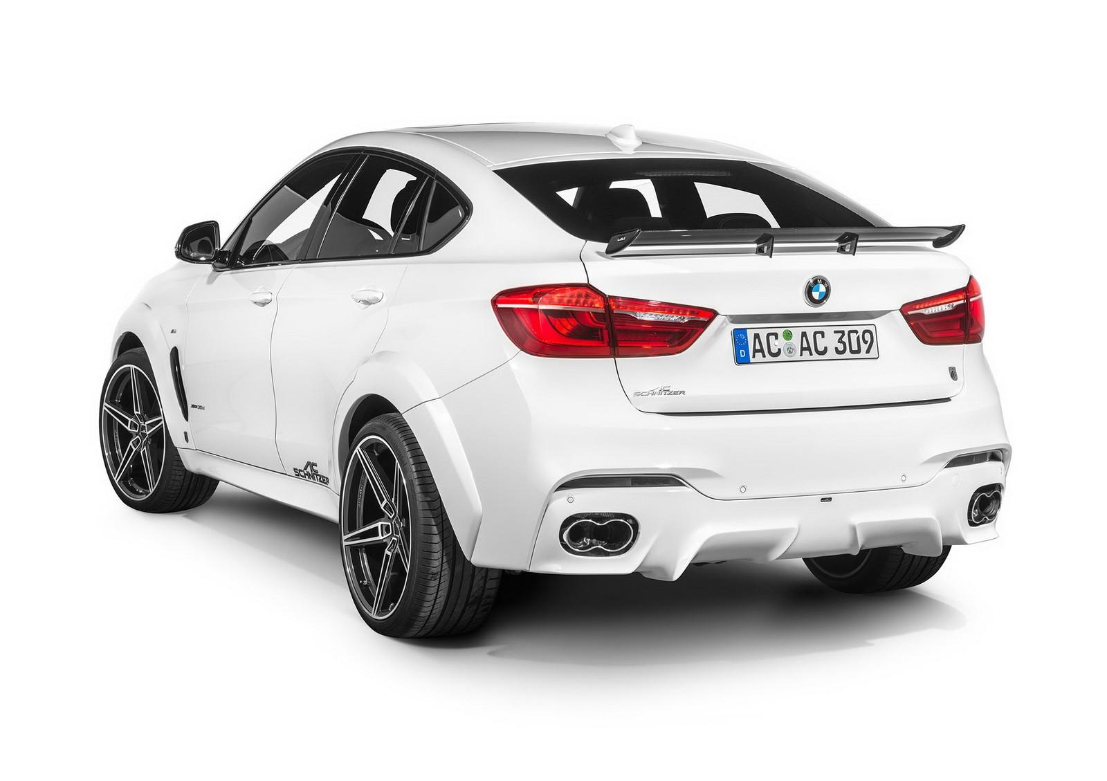 AC Schnitzer también retoca el BMW X6: Con varios cambios estéticos y mecánicos 1