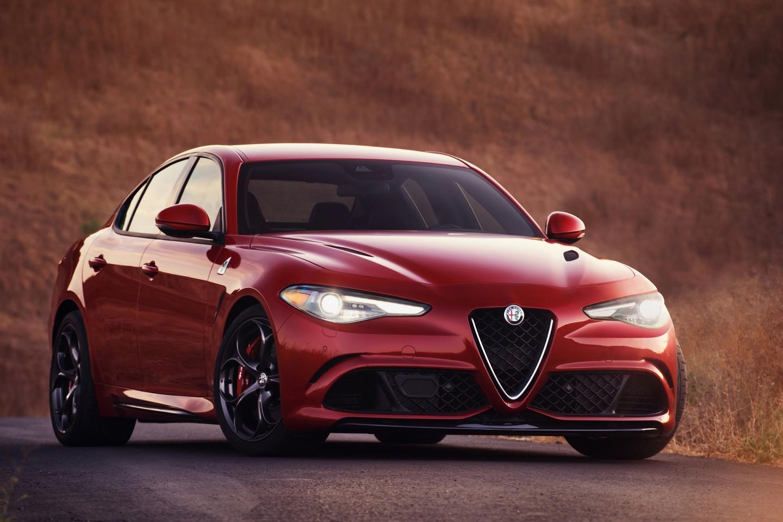 Alfa Romeo presenta el Giulia americano en Los Ángeles 4