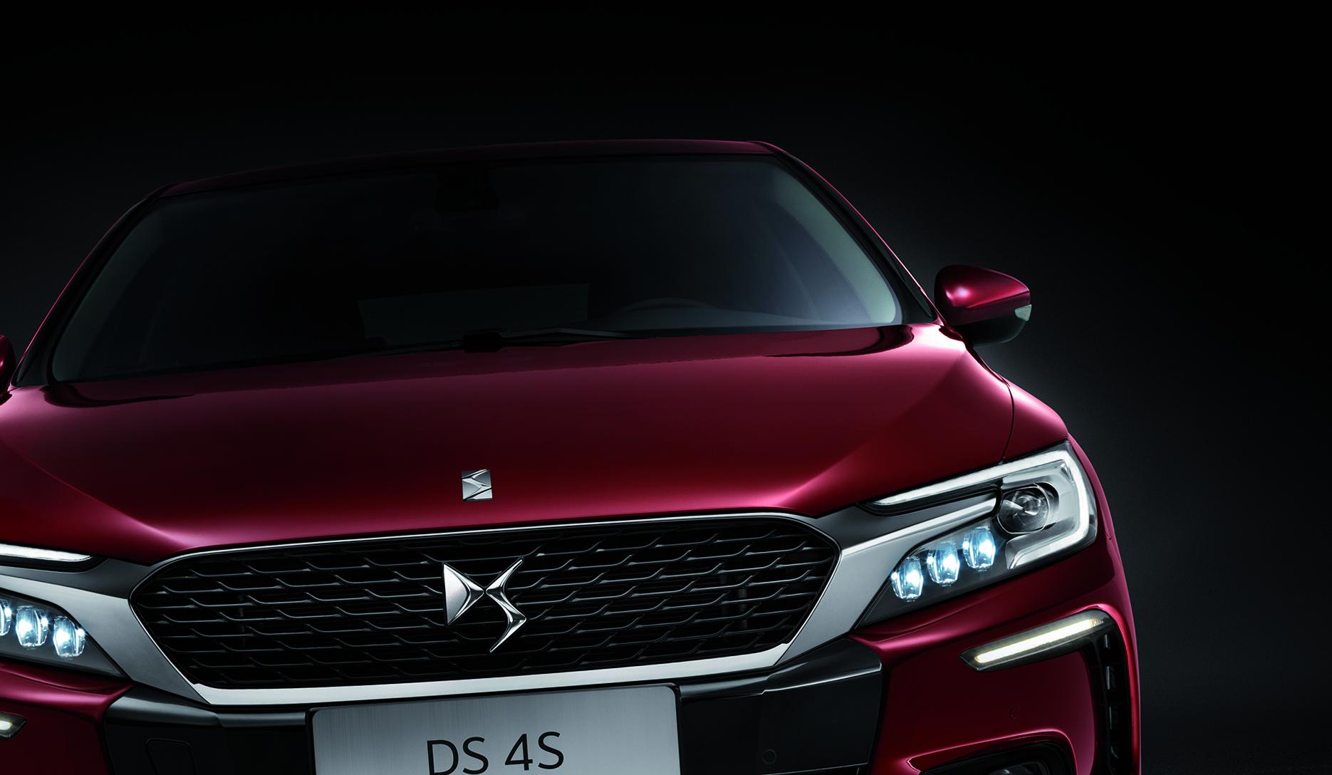 Así es el DS 4S que sólo llegará a China: El mercado más importante para DS 2