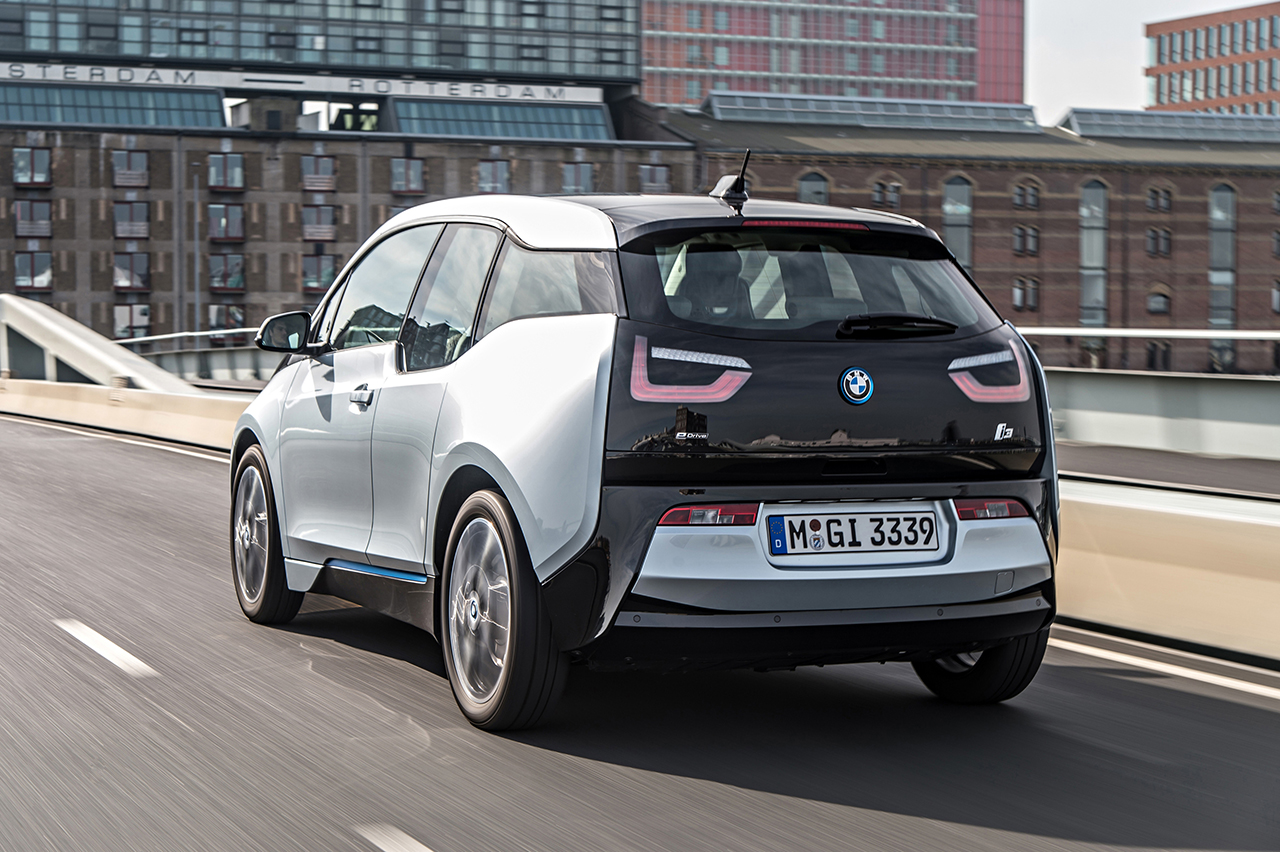BMW actualizará el i3 y aumentará la autonomía hasta más de 200 kilómetros 1