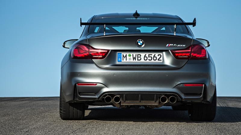 BMW vende la producción del M4 GTS: No ha durado mucho... 2