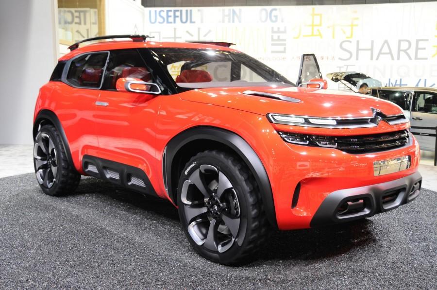 Citroën expandirá el diseño del C4 Cactus a nuevos modelos 1