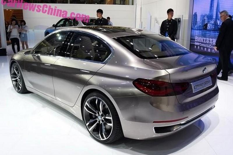 En vivo: BMW Compact Sedan, desde Cantón 2