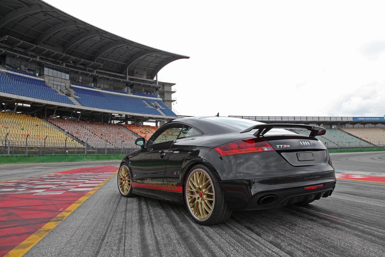 Este Audi TT RS de 750 CV te arrancará todas las pegatinas 2