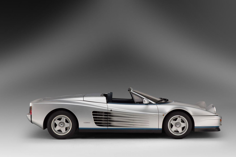 Este Ferrari Testarosa Spider podría ser tuyo si tienes 900.000 euros disponibles 3