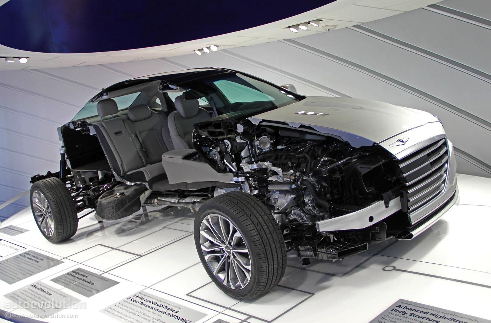 Hyundai Génesis lanzará un rival del Mercedes Clase C, y habrá más modelos 2