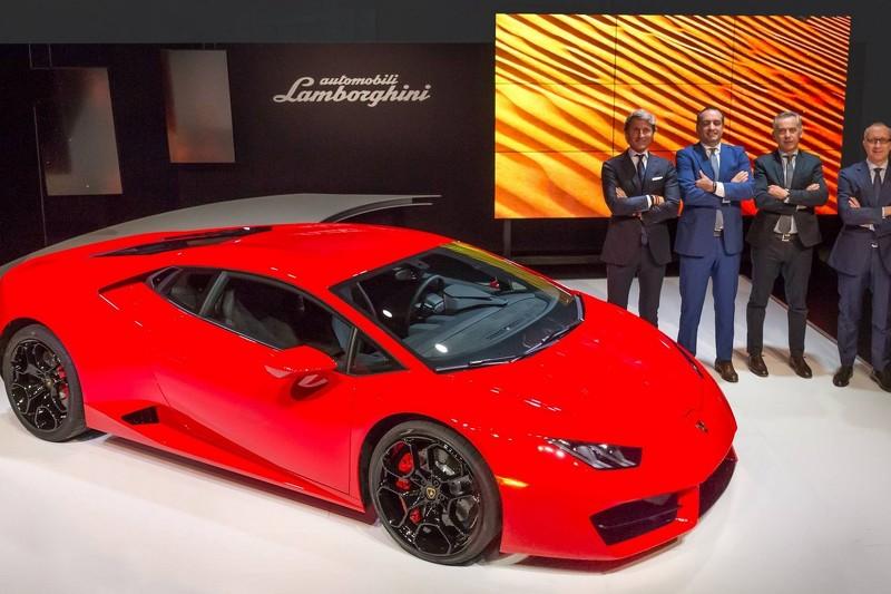 Lamborghini Huracán LP 580-2, el más accesible de la marca y con tracción trasera 1