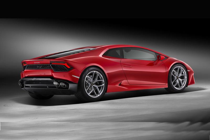 Lamborghini Huracán LP 580-2, el más accesible de la marca y con tracción trasera 2