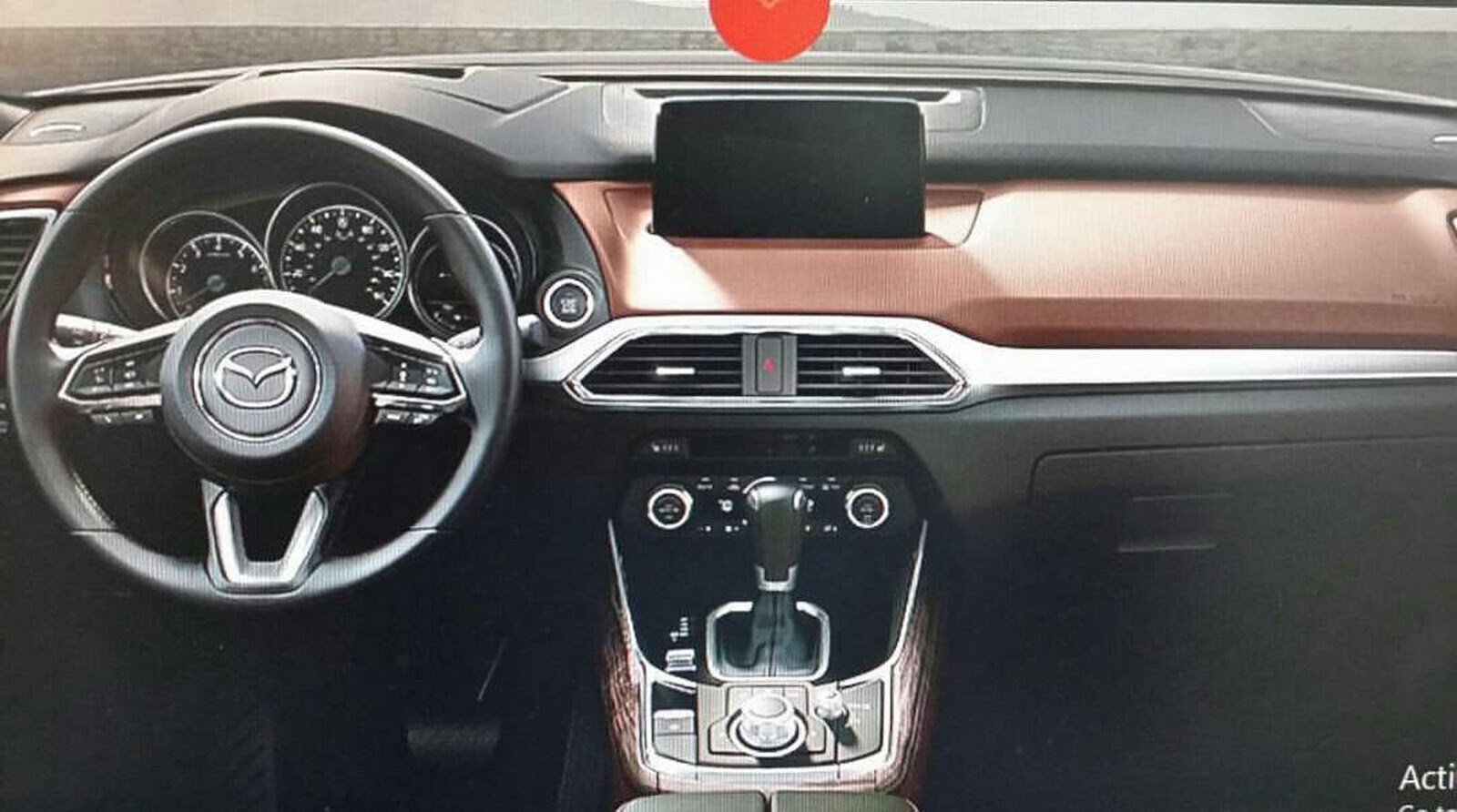Mazda CX-9 2016: Aparición antes de hora 2