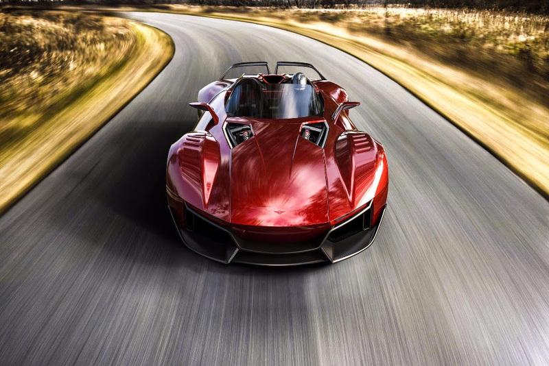 Rezvani Beast X: El modelo más radical, con 839 kg y 700 CV 3