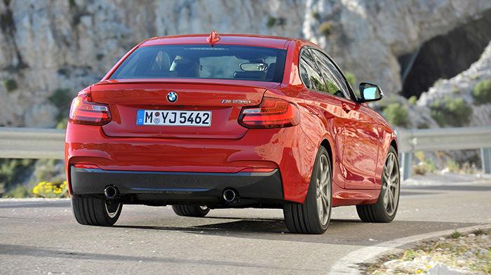 Un vistazo al futuro BMW Serie 2, el rival más claro del Mercedes CLA 3