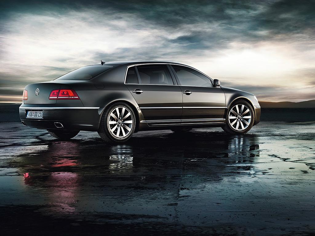 Volkswagen aplaza oficialmente el desarrollo del nuevo Phaeton 1