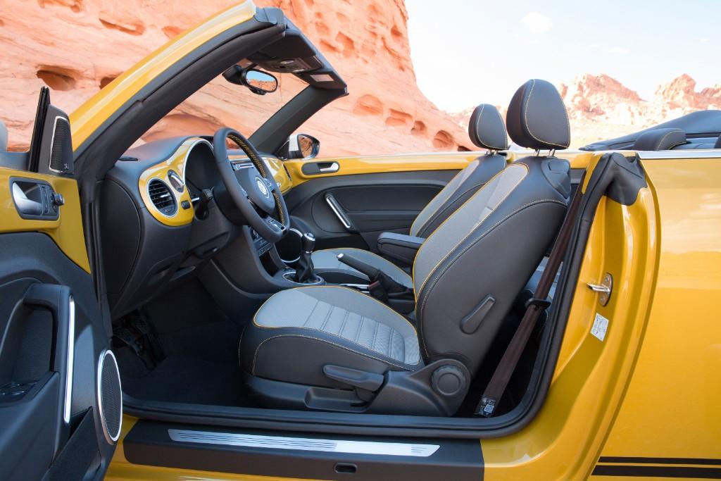 Volkswagen Beetle Dune: El Beetle más campero que llegará en 2016 3
