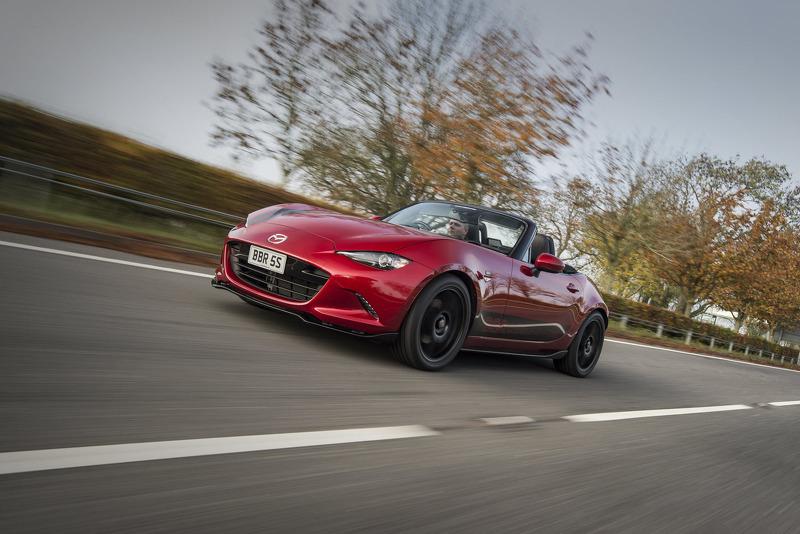 BBR te permite lograr hasta 192 CV en tu Mazda MX-5 nuevo 2