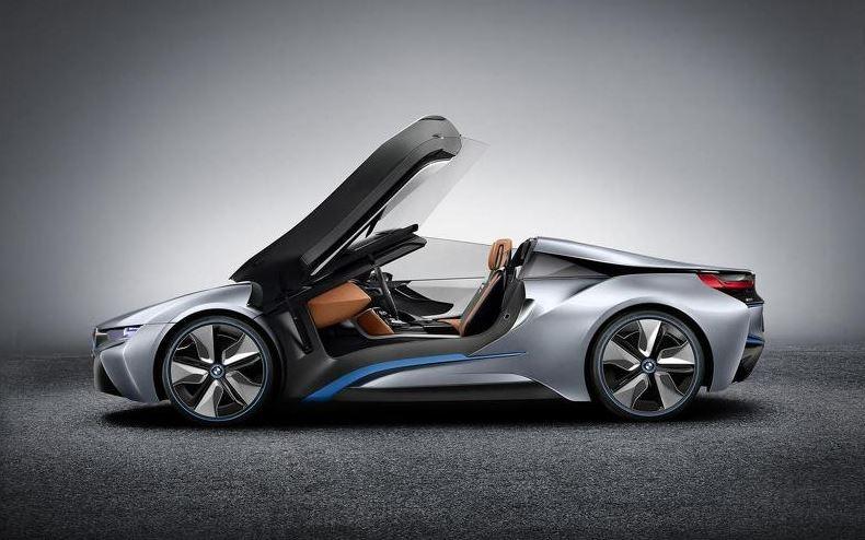 El BMW i8 Spyder llegará al mercado 1