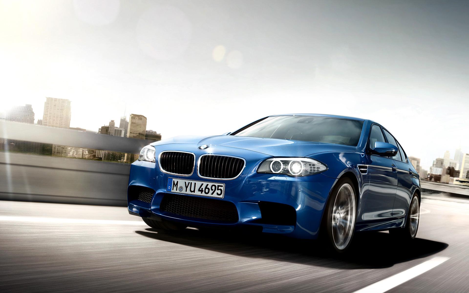 El BMW M5 está muy cerca de la tracción total, pero también será propulsión 2