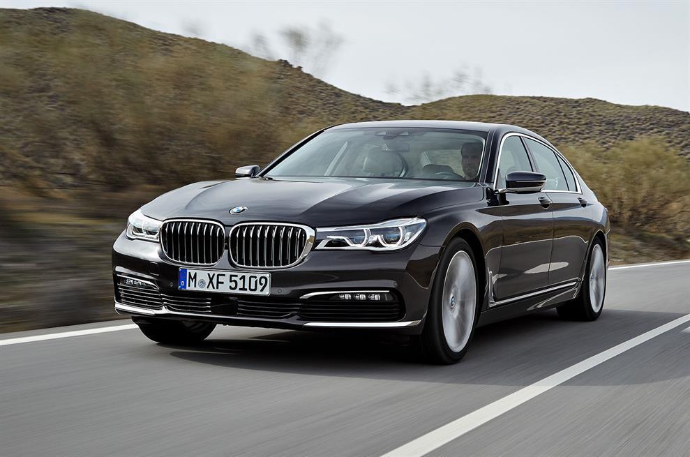El BMW Serie 7 se venderá con un motor de 4 cilindros... por ahora solo en China 1
