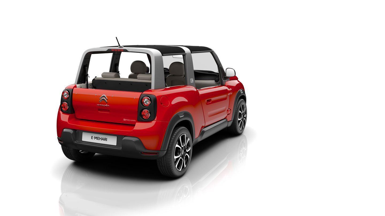 El Citroën Méhari vuelve en forma de eléctrico: ¿En qué quedará? 2