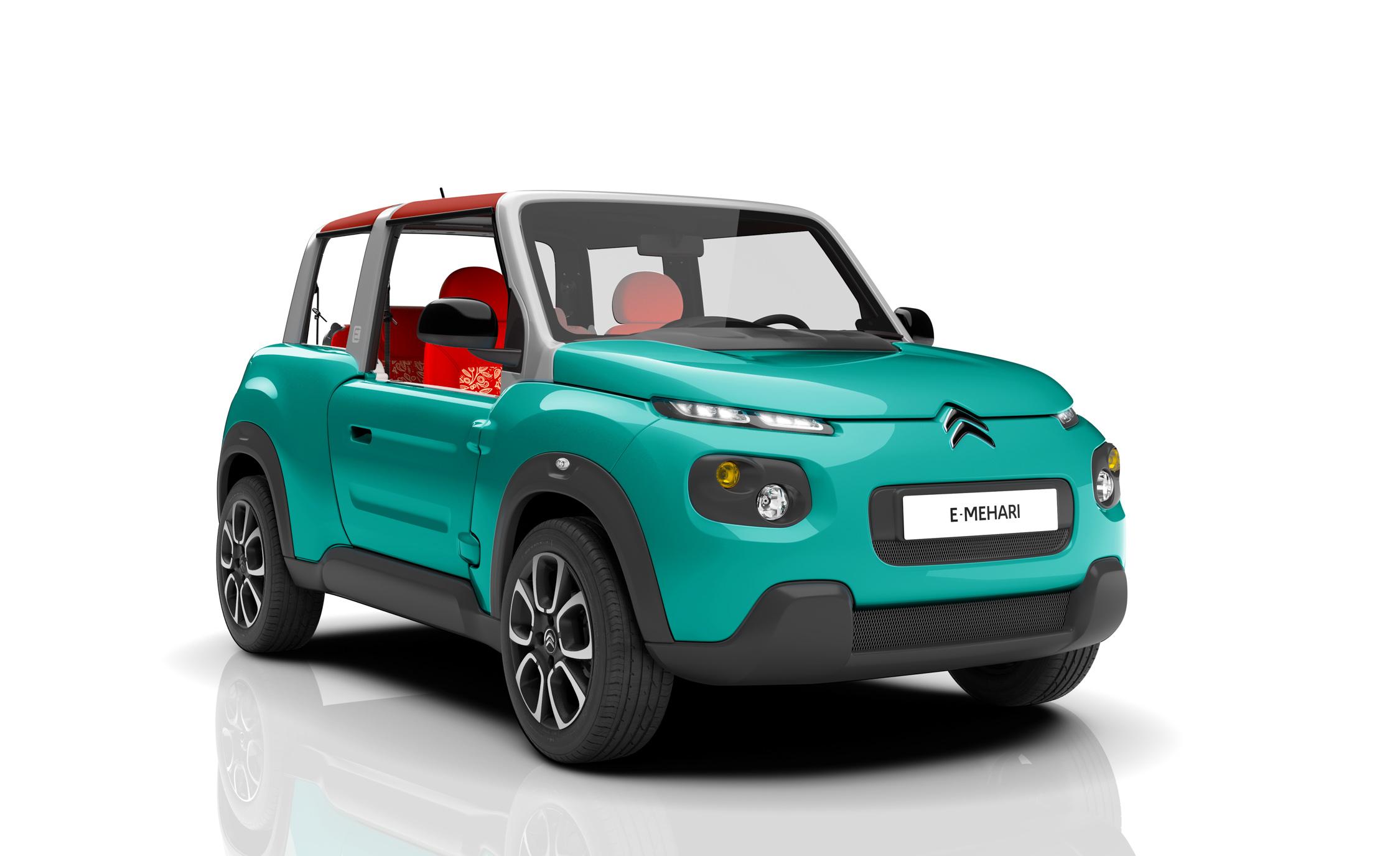 El Citroën Méhari vuelve en forma de eléctrico: ¿En qué quedará? 3