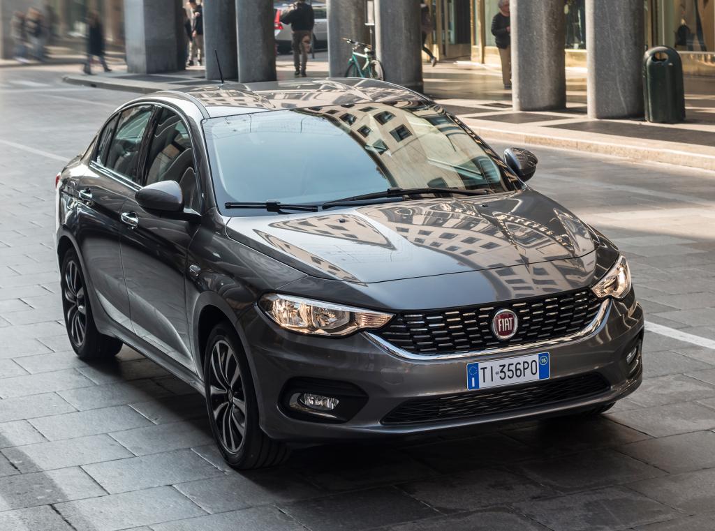 El Fiat Tipo arranca con unos precios muy interesantes: 9.900 euros 2