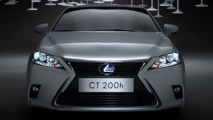 El nuevo Lexus CT llegará en 2017, primera información 1