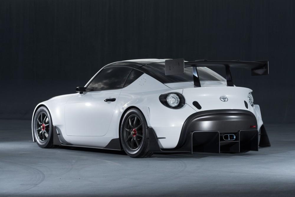 El Toyota S-FR Racing Concept que estará en el Salón de Tokio 2016 nos enamora: Sólo 980 kg de peso 2