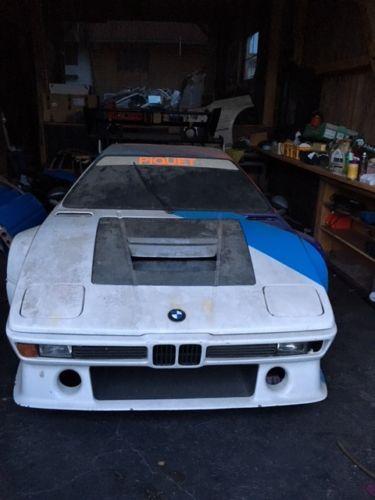 Este BMW M1 con el chasis número #001 está a la venta 1
