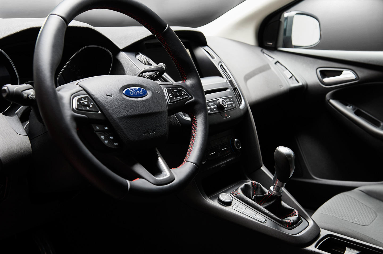 Ford Focus Black y Red Edition: Del Fiesta al Focus 1