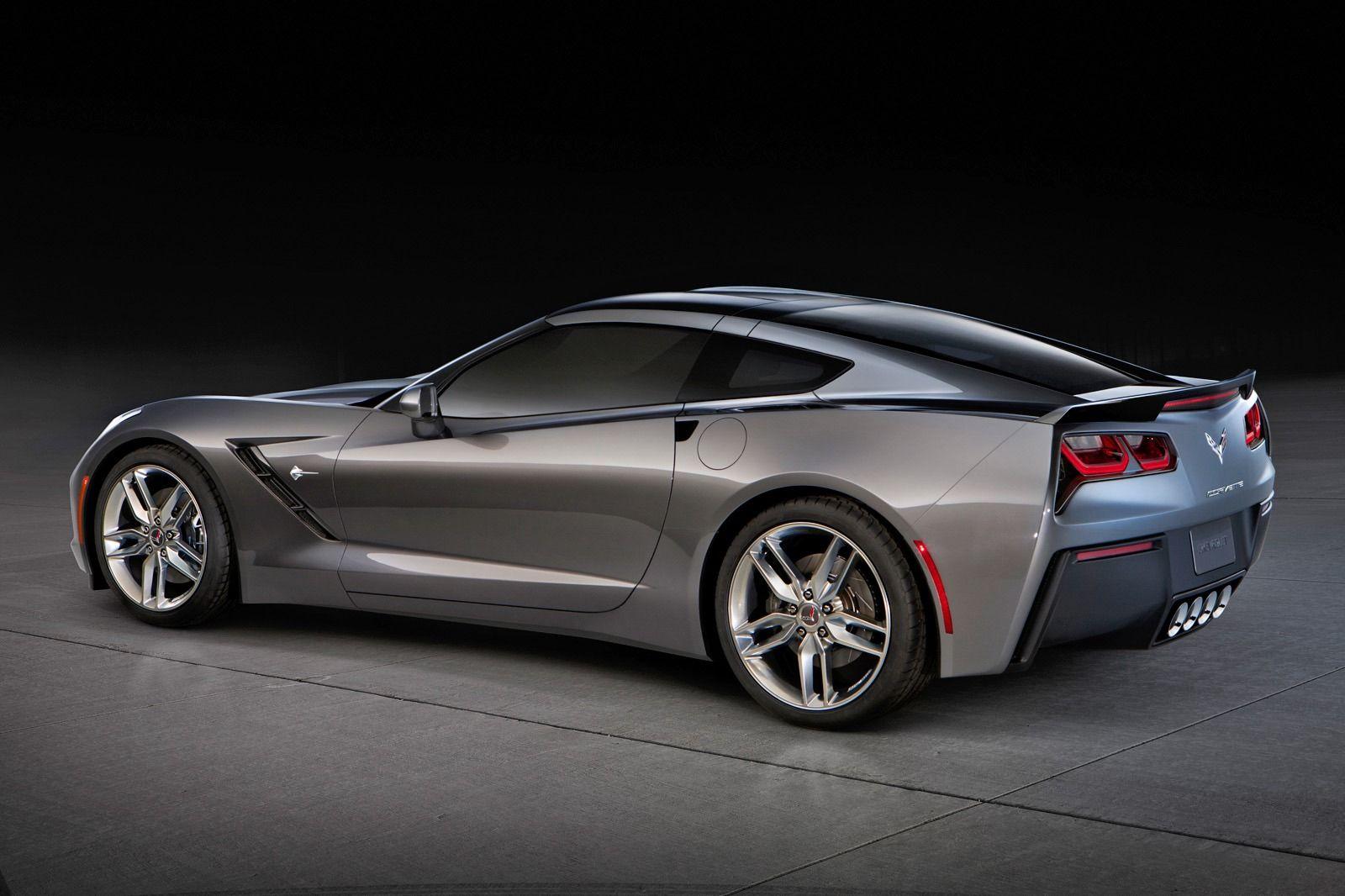 GM registra la marca Corvette E-Ray, ¿se acerca el 'Vette eléctrico? 1