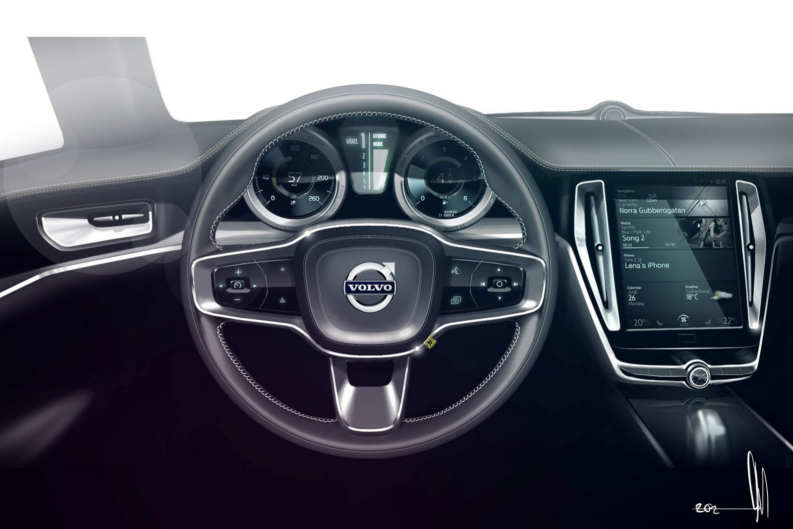 Habrá un Volvo S90 Coupé... en el año 2020 2
