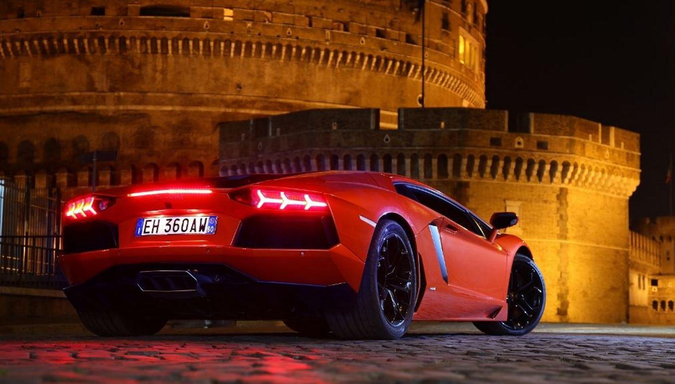 Lamborghini descarta un Aventador propulsión, ¡demasiado potente! 1