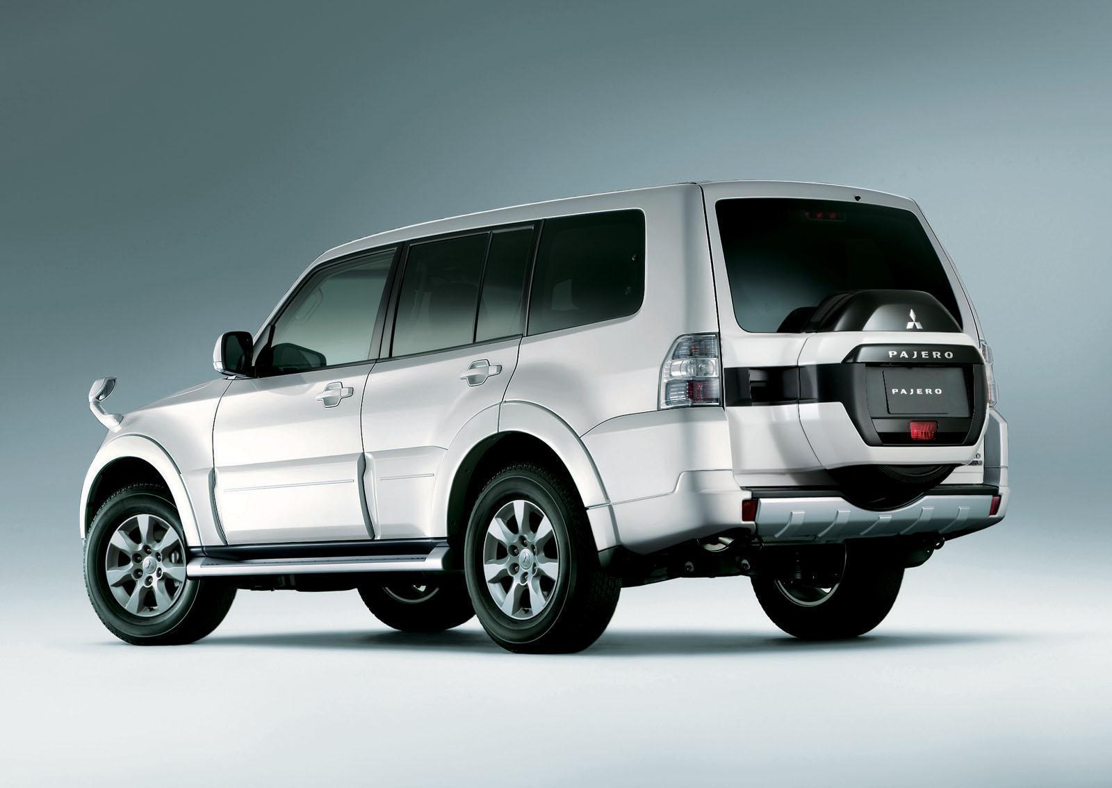 No habrá un sucesor del Mitsubishi Montero 1