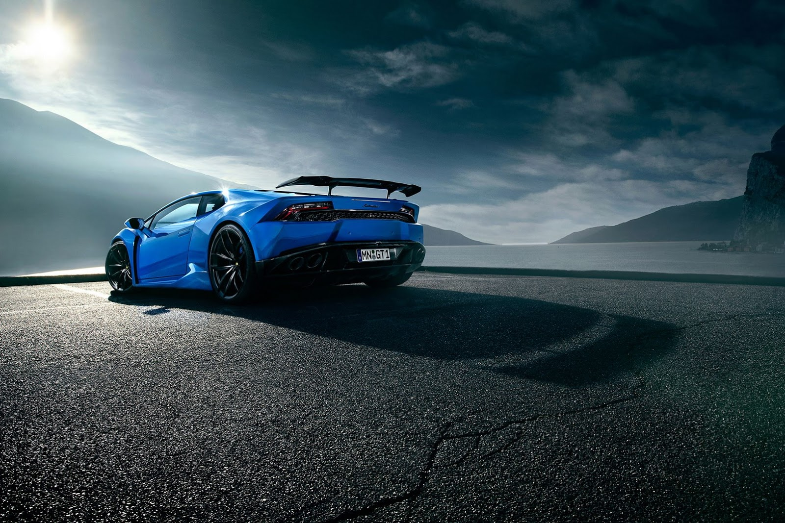 Novitec Torado Lamborghini Huracan N-Largo: 860 CV y una estética muy bruta 2