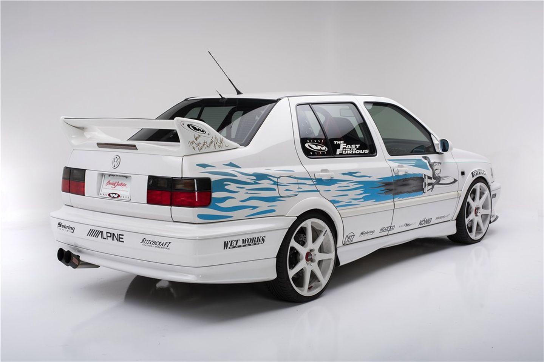 """Otro trocito de a todo gas: El """"Volkswagen Jetta"""" de Jesse, en venta 1"""