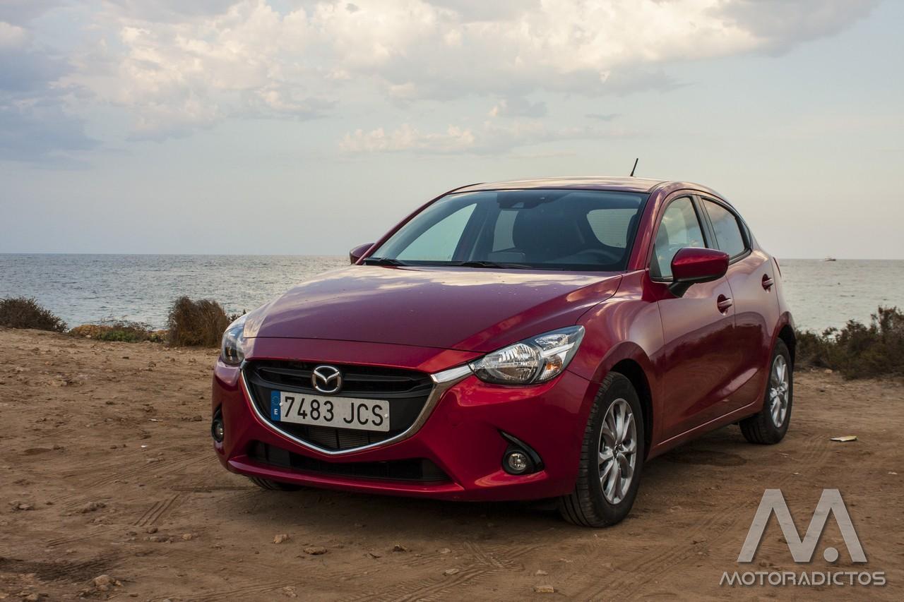 Prueba: Mazda 2 SkyActiv-G 75 CV Style+ (equipamiento, comportamiento, conclusión) 2
