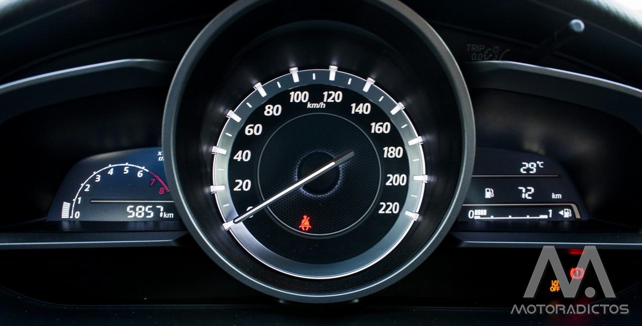 Prueba: Mazda 2 SkyActiv-G 75 CV Style+ (equipamiento, comportamiento, conclusión) 4