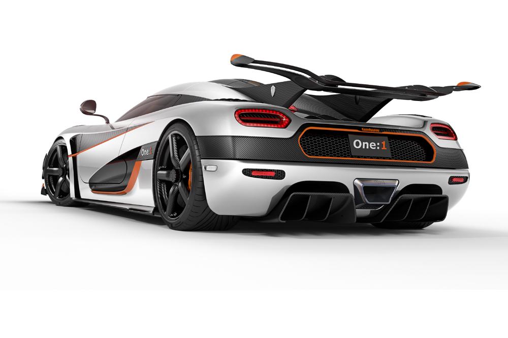 ¿Quieres un Koenigsegg One:1? Vale, pero págalo: 5,5 millones de euros y con 100.000 kilómetros en el odómetro 1