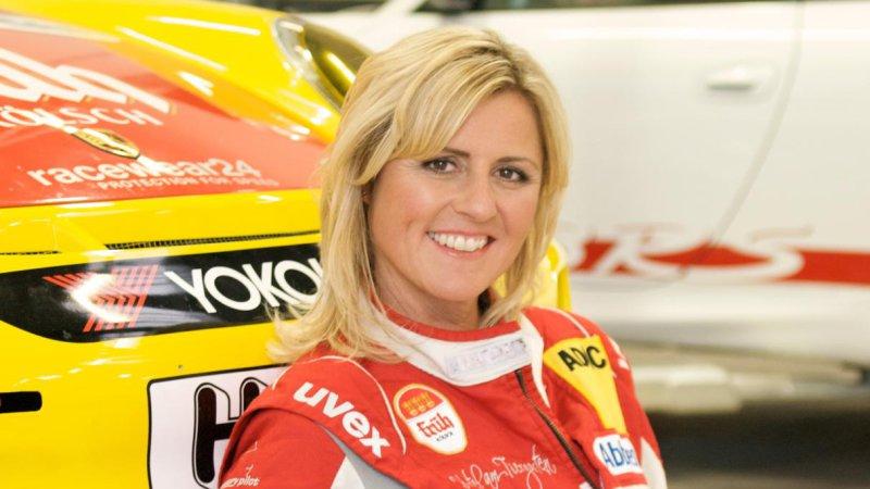 ¿Será esta la nueva formación de Top Gear? Sabine Schmitz, Chris Harris y Chris Evans 1