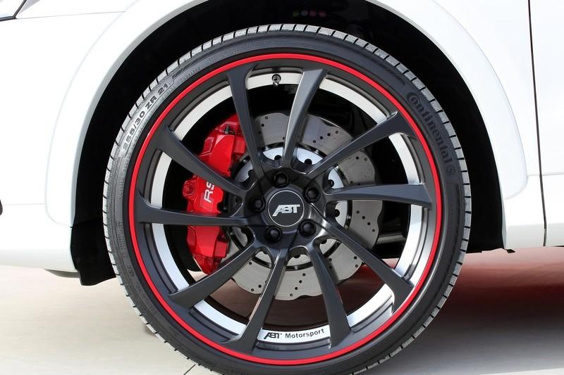 Turno del Audi RS Q3: Hasta los 410 CV y 530 Nm de par 2