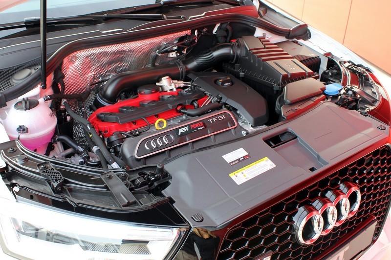 Turno del Audi RS Q3: Hasta los 410 CV y 530 Nm de par 3