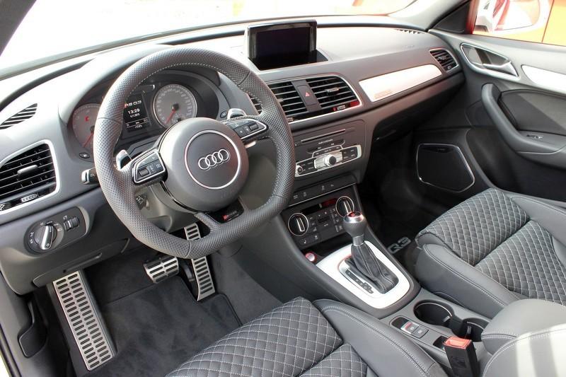 Turno del Audi RS Q3: Hasta los 410 CV y 530 Nm de par 4